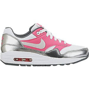 Nike Air Max 1 (GS) - Sneakers - argent