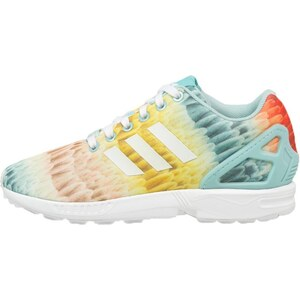 adidas Originals ZX FLUX Sneaker low clear green/white