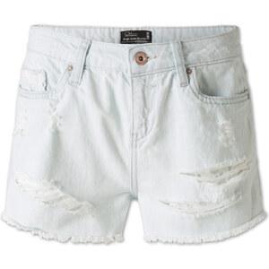 C&A Damen Jeans-Shorts in Blau - Größe: 44
