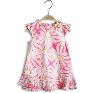 Esprit Robe à fleurs, 100 % coton