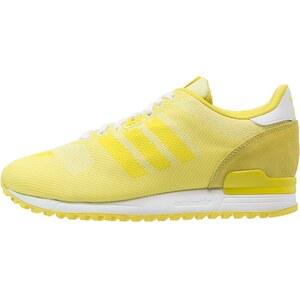 adidas Originals ZX 700 WEAVE Sneaker low bright yellow/blush yellow/white