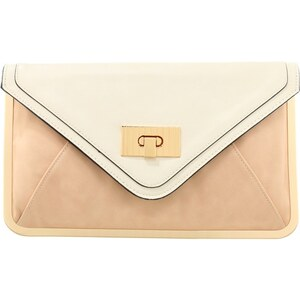 Miss Selfridge Clutch pink