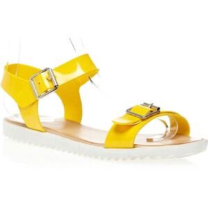 Catisa Sandalen - gelb