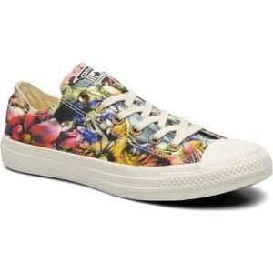 SALE - 30% - Converse - Chuck Taylor All Star Floral Print Ox W - Sneaker für Damen / mehrfarbig