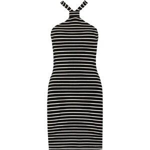 Topshop Jerseykleid monochrome