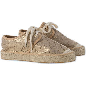 C&A Damen Espadrilles in gold