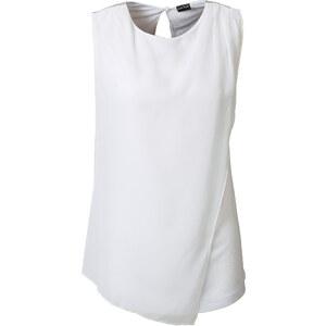 BODYFLIRT Shirt kurzer Arm in weiß (Rundhals) für Damen von bonprix
