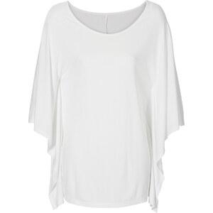 RAINBOW Shirt 3/4 Arm in weiß (U-Boot-Ausschnitt) für Damen von bonprix