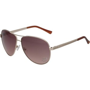 Guess Sonnenbrille gold coloured