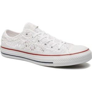 Converse - Chuck Taylor All Star Crochet Ox W - Sneaker für Damen / weiß