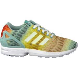 Mehrfarbige Adidas Sneaker ZX FLUX DAMES