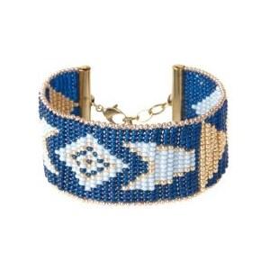 Promod Perlen-Armband im Ethno-Look