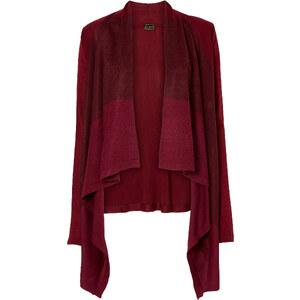 BODYFLIRT boutique Gilet rouge manches longues femme - bonprix