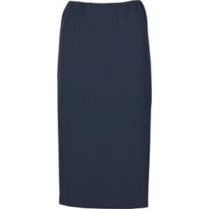 BODYFLIRT Jupe crayon bleu femme - bonprix