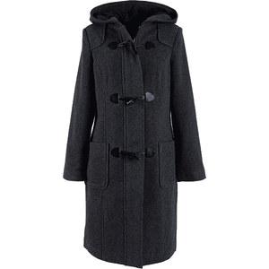 bpc bonprix collection Manteau en laine gris manches longues femme - bonprix