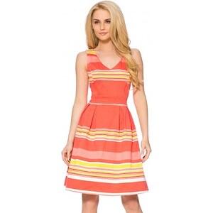 ORSAY Kleid mit Streifen-Print
