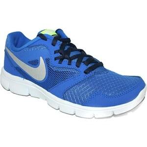 Nike Chaussures 653701 - RUNNING FLEX bleu/argent