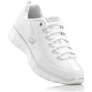 Skechers Schnürschuh in weiß von bonprix