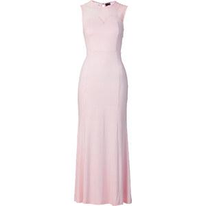 BODYFLIRT Jersey-Kleid in rosa von bonprix