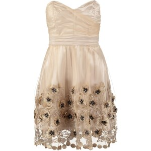 TFNC Cocktailkleid / festliches Kleid gold