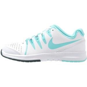 Nike Performance VAPOR COURT Tennisschuh Outdoor white/light aqua/classic charcoal