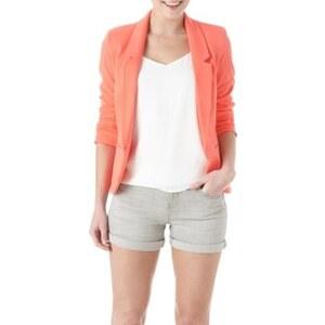 Promod Unifarbener Damen-Blazer