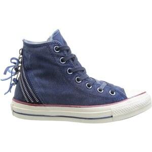 Converse CT Wash Tri Zip - Sneakers - bleu marine