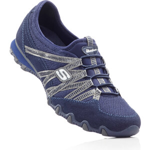 Skechers Sneaker in blau von bonprix