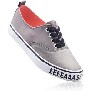 RAINBOW Tennis gris chaussures & accessoires - bonprix