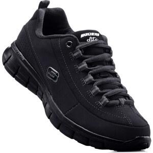 Skechers Schnürschuh in schwarz von bonprix