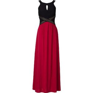 BODYFLIRT boutique Abendkleid ohne Ärmel in schwarz von bonprix