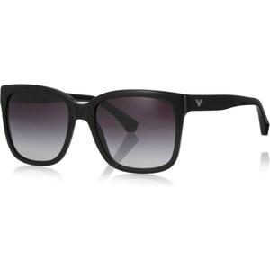 Emporio Armani Sonnenbrille - EA 0Ea 4042 55 50178G - in schwarz aus Kunststoff - Sonnenbrille für Damen