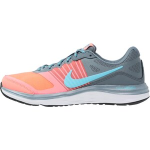 Nike Performance DUAL FUSION X Laufschuh Dämpfung blue graphit/clearwater/lava glow/white