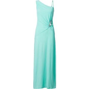 BODYFLIRT Robe longue verte sans manches femme - bonprix