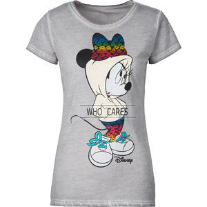 RAINBOW T-shirt gris femme - bonprix
