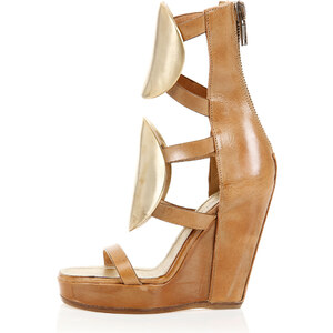 Rick Owens High Keather Sandals Wedge and Plateau Frühling/Sommer