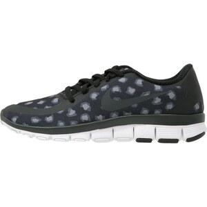 Nike Sportswear FREE 5.0 V4 Sneaker black/anthracite/dark grey/white