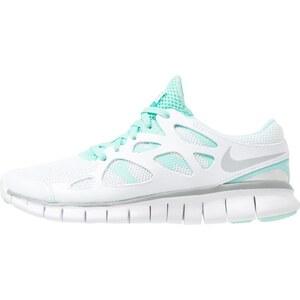Nike Sportswear FREE RUN 2 Sneaker white/wolf grey/artisan teal/white