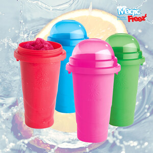 Lesara Magic Freez' Becher - Rot
