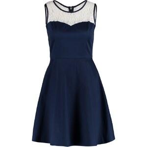Fracomina Cocktailkleid / festliches Kleid blue army