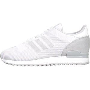 adidas Originals ZX 700 Weave Sneaker vintage white/clear onix/white
