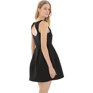 PIMKIE Skater-Kleid aus Jacquardstoff