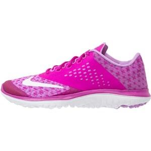 Nike Performance FS LITE RUN 2 PREMIUM Laufschuh Leichtigkeit fuchsia flash/white/fuchsia glow