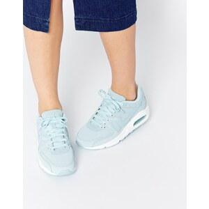 Nike - Air Max Command - Eisblaue Turnschuhe - Eisblau