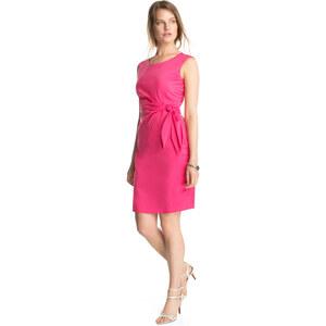 Esprit Stretch Kleid mit Knotendetail