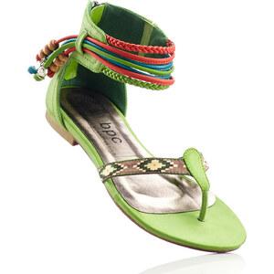 bpc bonprix collection Sandale in grün für Damen von bonprix