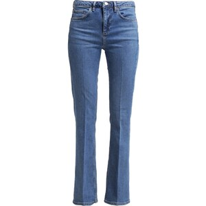 Topshop Jeans Bootcut middenim