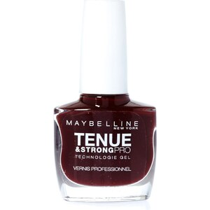 Gemey Maybelline Tenue & Strong Pro - Nagellack - 287 Rouge Couture