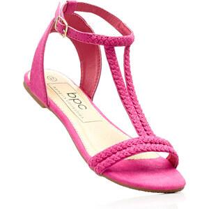 bpc bonprix collection Sandales fuchsia chaussures & accessoires - bonprix