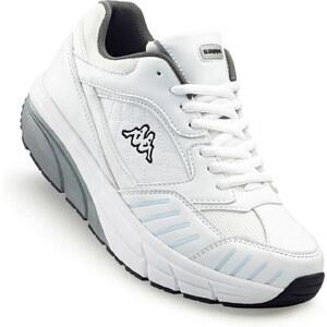 Chaussures de sport blanc avec 4 cm talon carréchaussures & accessoires - bonprix